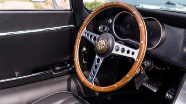 Jaguar e-type Zero drive - wheel