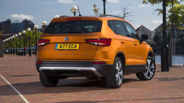 SEAT Ateca rear static