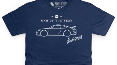 evo Car of the Year merchandise now on sale