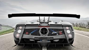 Pagani Zonda 760RS - rear