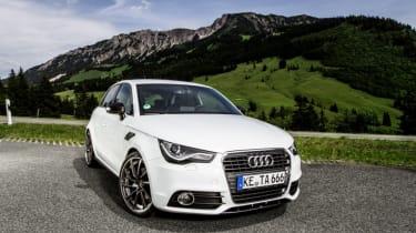 ABT tuned Audi A1