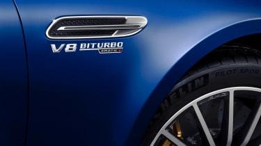 Mercedes-AMG GT 63 S - side