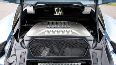 Lotus Evora engine