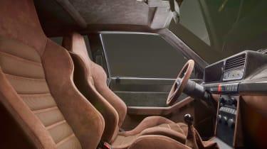 Automobili Amos Lancia Delta Integrale - interior