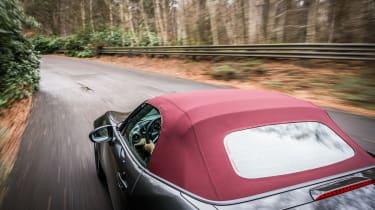 Mazda MX-5 Z-Sport – roof