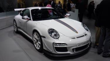 991-generation Porsche 911 revealed