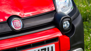 Fiat Panda Cross - Front light