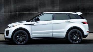 Range Rover Evoque - 2017 profile