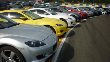 Mazda RX-8 collection