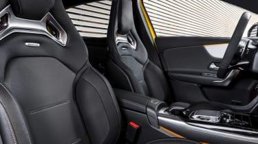 Mercedes-AMG A35 - seats
