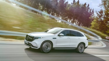 2019 Mercedes-Benz EQC Price, Release Date, Redesign, Specs >> New 2019 Electric Mercedes Eqc Revealed Merc S Tesla Rival On Sale