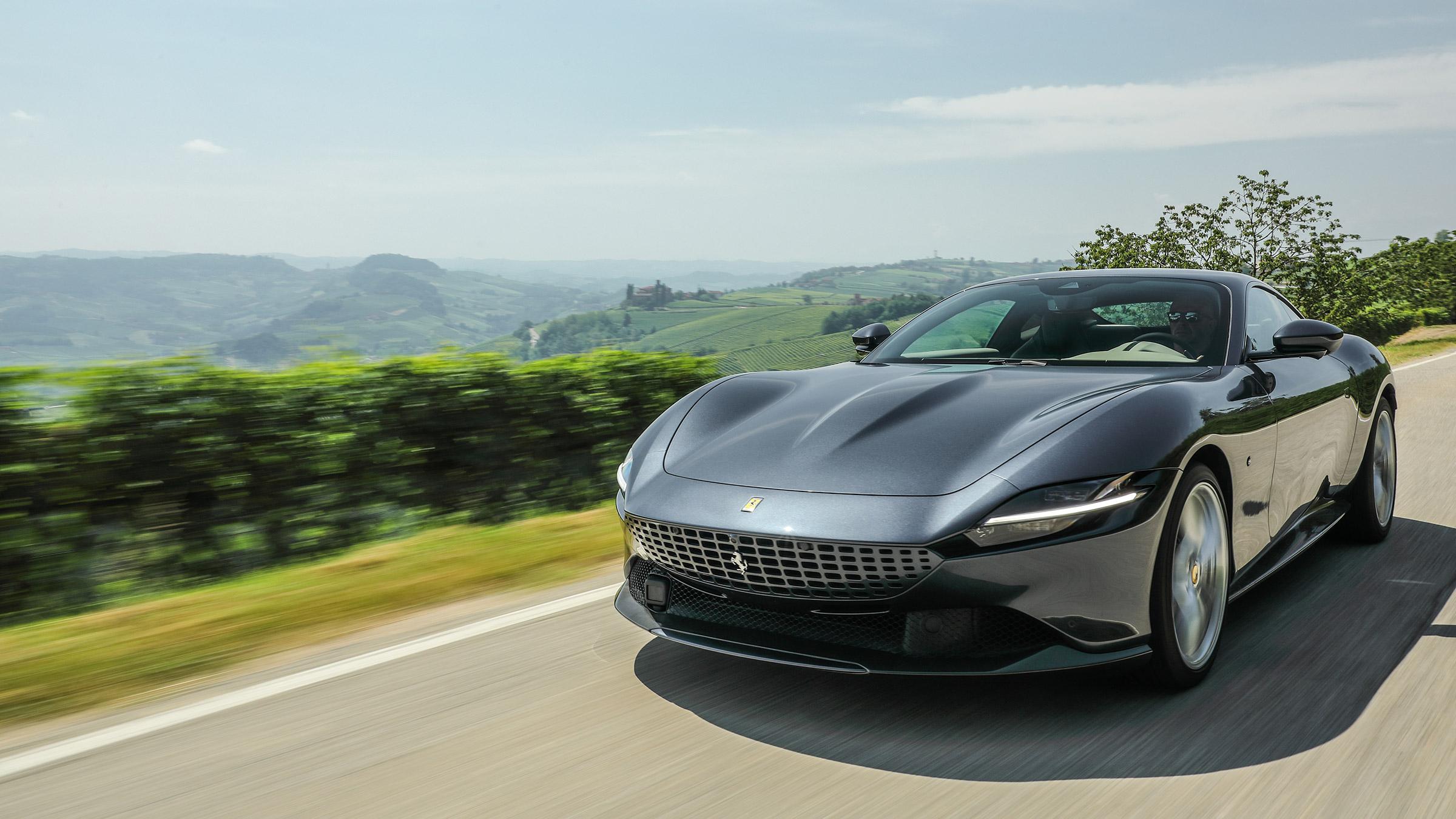 Ferrari Roma 2020 Review A New Take On The Italian Gt Evo
