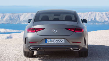 Mercedes-Benz CLS AMG Line – rear