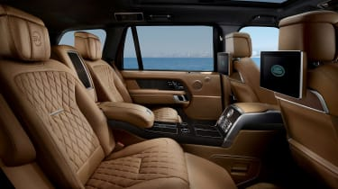 Range Rover SV Autobiography Ultimate – rear seats