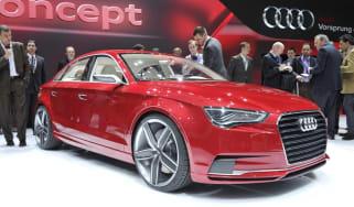 Geneva 2011: New Audi A3 concept