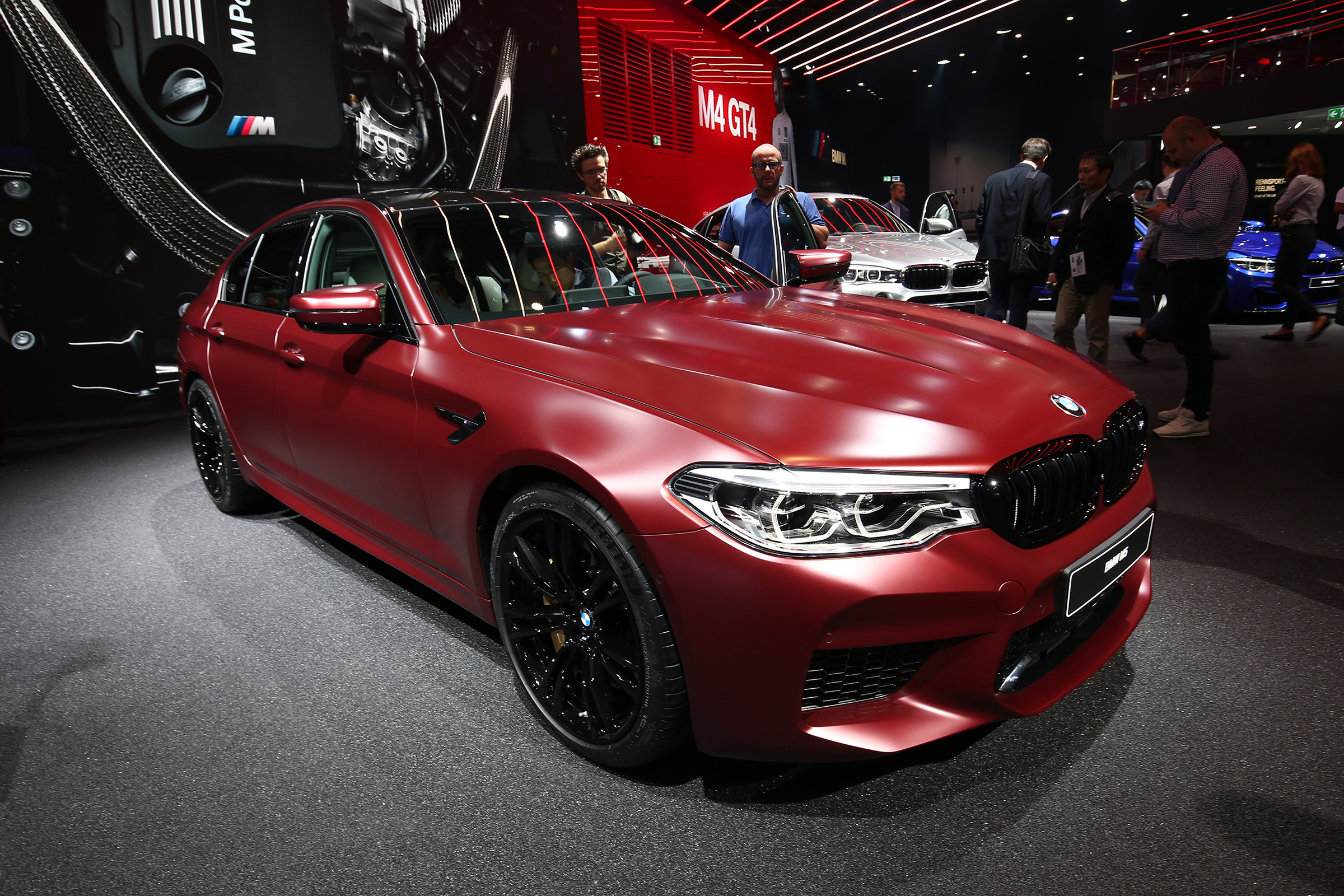Can The New 2018 Bmw M5 Retain The Supersaloon Crown Evo