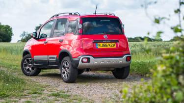 Fiat Panda Cross - Rear