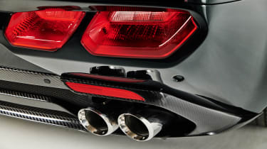Ares Panther exhausts