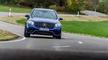 Mercedes-AMG GLC 63 S - front
