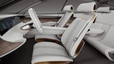 Hyundai Le Fil Rouge concept interior
