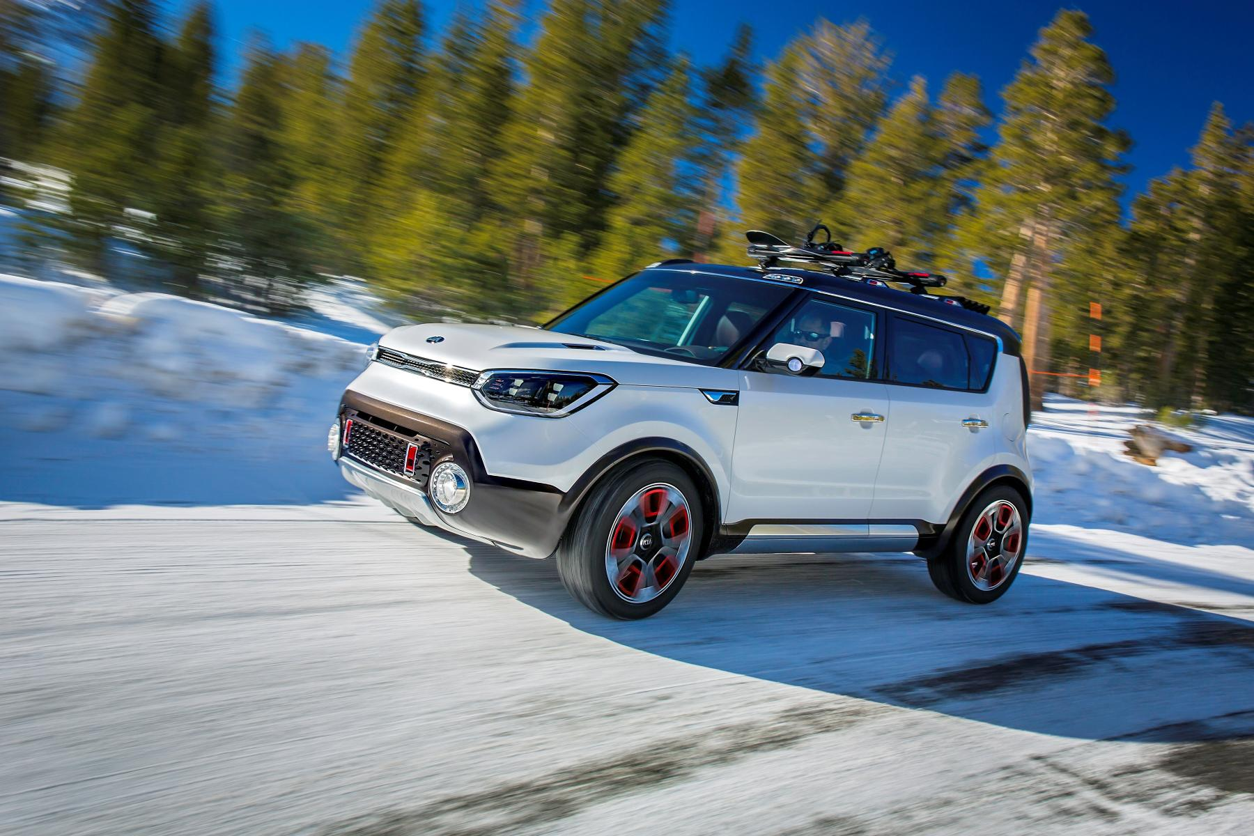 2018 Kia Trailster: News, Expectations >> Kia Soul Trail Ster Concept Details And Pictures Of Hybrid