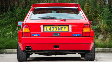 Jay Kay Lancia Delta Integrale - rear