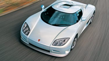 Koenigsegg CCX