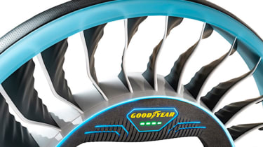 Goodyear concept tyre