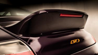 RPM CSR Evo duck tail