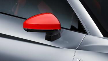 Audi R8 Audi Sport Edition - detail