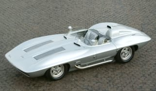 1959 Corvette Sting Ray racer
