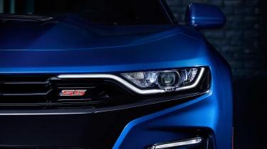 Chevrolet Camaro MY19 - lights SS