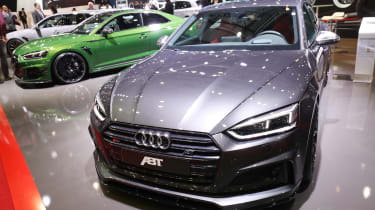 Abt RS4-R – front