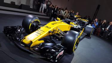 Renault Sport R.S.17 2017 Formula One car