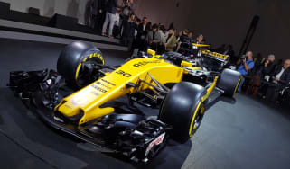 Renault Sport R.S.17 2017 Formula One car