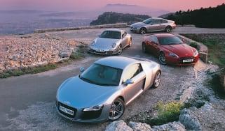 When Audi first humbled Porsche
