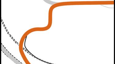 Rockingham Motor Speedway - Turn 8
