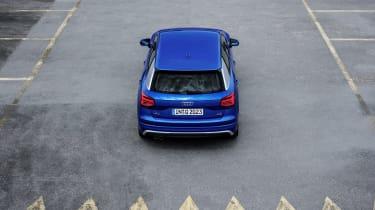 Audi Q2 - press rear