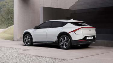 Kia EV6 revealed - rear