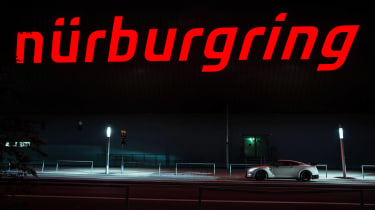Fastest ever Nürburgring lap times
