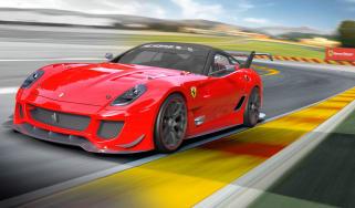 Ferrari 599XX up for sale