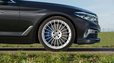 Alpina D5 S – wheel