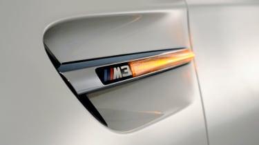 BMW M3 side vent