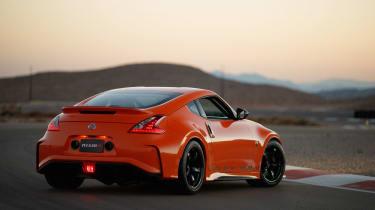 Nissan 370Z Project Clubsport 23 - rear