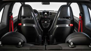 2021 Abarth 595 range - interior2