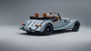 Morgan Plus Four MY22 –rear quarter