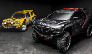 Peugeot 2008: return to Dakar rally
