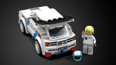 LEGO Peugeot 205 T16 - studio2
