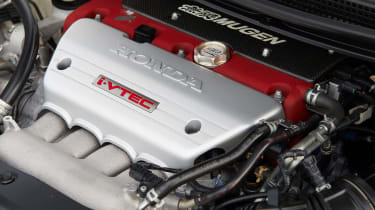 Civic Type R Mugen engine