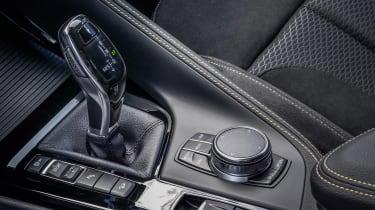 BMW X1 M Sport X - console